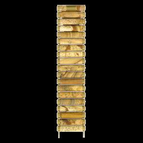 Bracelet de montre Tissot T608014383 / T608.R151917 Céramique Brun