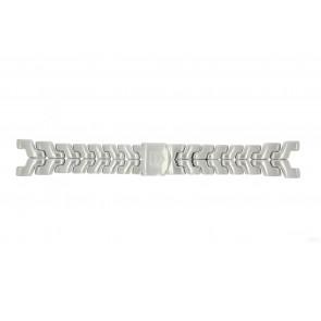 Bracelet de montre Tag Heuer CJ1112 - YZ8643 Acier Acier 20mm