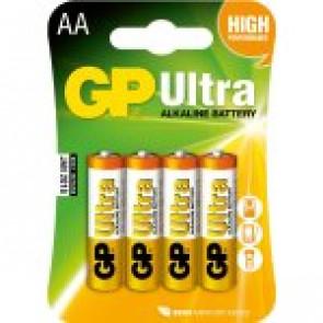 GP Pile/batterie Ultra Alkaline AA LR06 - 1.5v