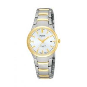 Bracelet de montre Pulsar PH7128X1-VJ22 X062 Acier Bicolore