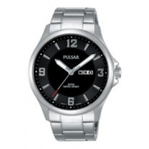 Bracelet de montre Pulsar VJ33-X024-PJ6079X1 Acier Acier 22mm