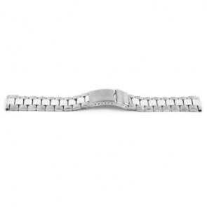 Bracelet de montre YI09 Métal Argent 24mm