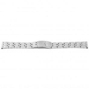 Bracelet de montre YJ41 Métal Argent 26mm