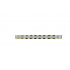 Bracelet de montre Universel Bicolor-14 Haka-Flex Acier Bicolore 14mm