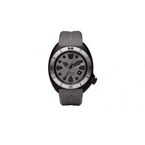 Bracelet de montre Zodiac ZO8009 Caoutchouc Gris