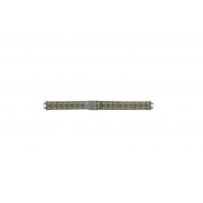 Morellato bracelet de montre A02D02140840140099 Métal Argent 9mm