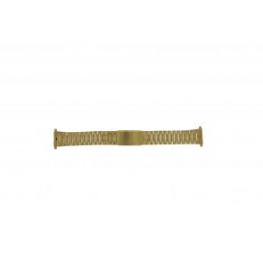 Morellato bracelet de montre A02U03230250220099    Métal Or (dorée) 18mm