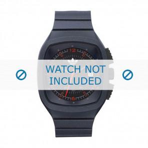 Adidas bracelet de montre ADH2134 Silicone Gris 18mm