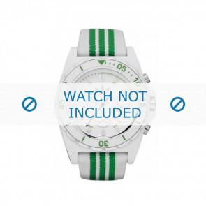 Adidas bracelet de montre ADH2667 Textile Vert 24mm