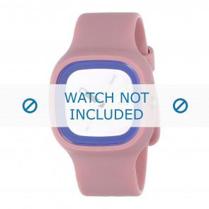 Alessi bracelet de montre AL10023 Plastique Rose