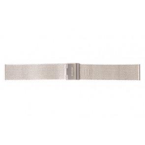 Mondaine bracelet de montre A669.30305.11SBM / 30305 / BM20062 / 30008 / 30305 / 30323  Métal Argent 16mm