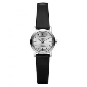 Bracelet de montre Burberry BU1761 Cuir Noir