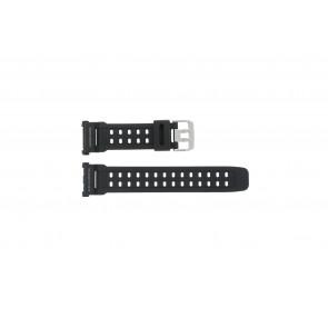 Bracelet de montre G-9000-1 Silicone Noir 27mm