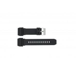 Casio bracelet de montre GD-400-1 En caoutchouc Noir 26mm