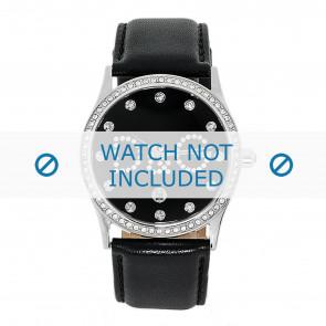 Dolce & Gabbana bracelet de montre DW0008 Cuir Noir