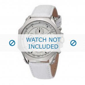 Dolce & Gabbana bracelet de montre DW0101 Cuir Blanc