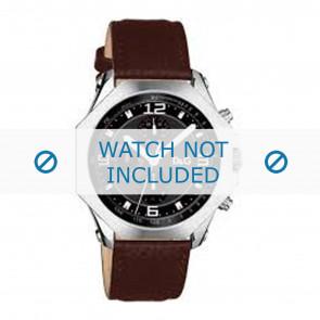 Dolce & Gabbana bracelet de montre DW0104 Cuir Brun