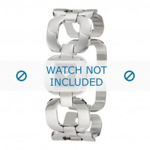 Dolce & Gabbana bracelet de montre DW0711 Métal Argent