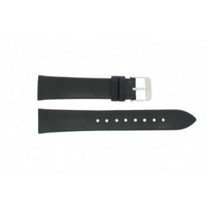 Danish Design bracelet de montre IV13Q900 Cuir Noir 20mm