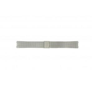 Davis bracelet de montre BB1770 / BB1771 Métal Argent 18mm