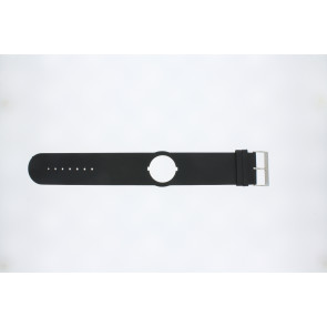 Jacques Lemans bracelet de montre DC500 Cuir Noir