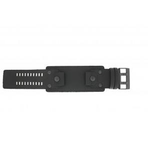 Bracelet de montre Diesel DZ4272 Cuir Noir 26mm