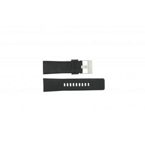 Bracelet de montre Diesel DZ1207 Cuir Noir 26mm