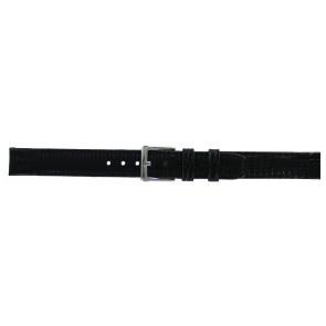 DKNY bracelet de montre NY-3434 Cuir Noir 14mm
