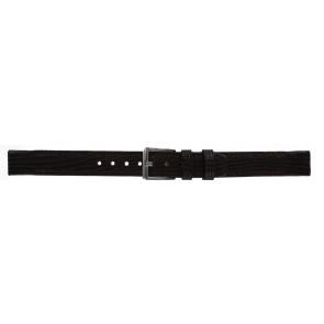 DKNY bracelet de montre NY-3435 Cuir Brun 14mm