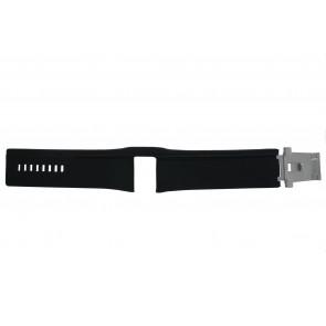 Diesel bracelet de montre DZ-7033 / DZ-7089 Cuir Noir 32mm