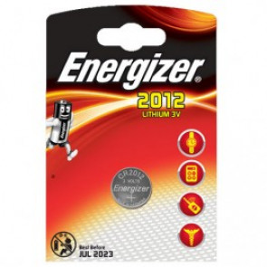Cellulaire GP bouton Energizer CR2012