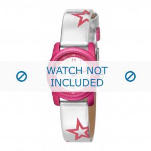 Esprit bracelet de montre ES000FA4-40ZI /  000FA4 Cuir Argent