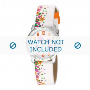 Esprit bracelet de montre ES103524-40WI Cuir Blanc