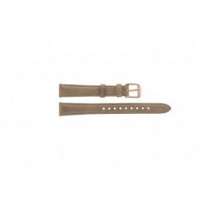 Fossil bracelet de montre ES-3487 Cuir Brun 14mm