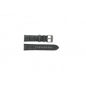 Fossil bracelet de montre FS4766 Cuir Gris 22mm