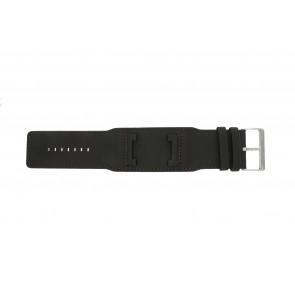 Guess bracelet de montre W90025G1 / W0418G1 Cuir Brun 32mm