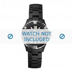 Guess bracelet de montre X69002L2S / X69004L2S Céramique Noir