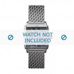 Hugo Boss bracelet de montre HB-34-1-14-2048 / HO1512142 Métal Argent