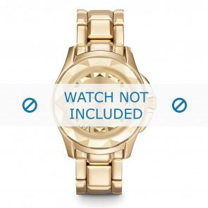 Karl Lagerfeld bracelet de montre KL1026 Métal Plaqué or