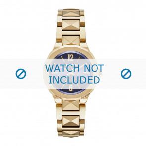 Karl Lagerfeld bracelet de montre KL3407 Métal Plaqué or