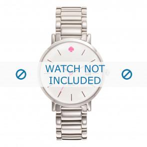 Kate Spade New York bracelet de montre 1YRU0008 / GRAMERCY Métal Argent