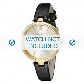 Kate Spade New York bracelet de montre 1YRU0811 Cuir Noir