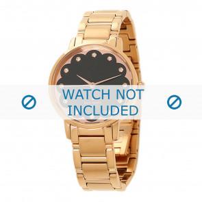 Kate Spade New York bracelet de montre KSW1044 Métal Multicolore