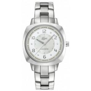 Bracelet de montre Lacoste 2000601 / LC-47-3-14-2233 Acier Acier inoxydable 18mm
