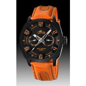 Bracelet de montre Lotus 15788-2 Cuir Orange