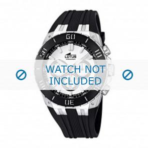 Lotus L15801/1 bracelet noir silicium