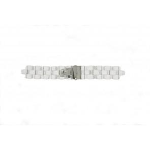 Michael Kors bracelet de montre MK5235 Plastique Transparant 22mm
