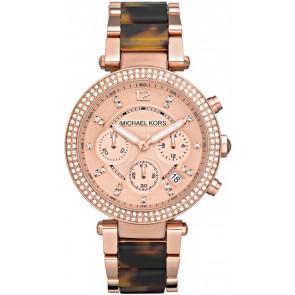 Bracelet de montre Michael Kors MK5538 Acier Multicolore