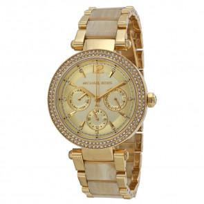 Bracelet de montre Michael Kors MK5956 Acier Plaqué or