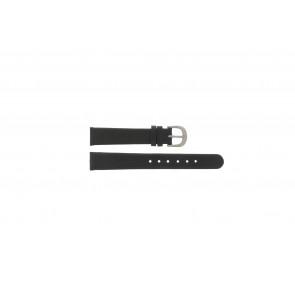 Danish Design bracelet de montre IV12Q272 / IV16Q272 / DDBL14 Cuir Noir 14mm